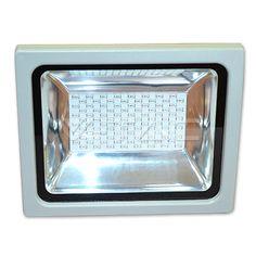 68,63€ 30W Proiettore LED RGB Con telecomando RF Corpo Grigio SMD  SKU: 5755 | VT: VT-4732