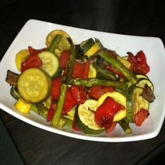 Grilled And Roasted Vegetables - Tender Greens - Zmenu, The Most Comprehensive Menu With Photos