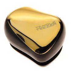Tangle Teezer Metallic Gold