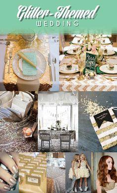 12 Legitimately Awesome Non-Traditional Wedding Themes
