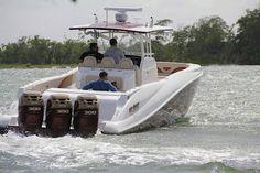 Deep Impact Boats Deep Impact Luxury Custom Center Console
