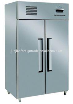 1.0LG R134/R404 Grande capacidade freezer vertical porta dupla sobre rodas com CE-imagem-Equipamentos de refrigeração-ID do produto:60084857800-portuguese.alibaba.com