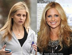 13 Shocking Photos Of Celebrities Without Makeup- page (10)