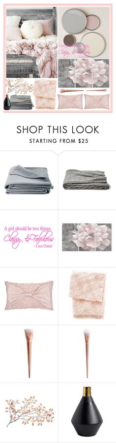 """Classy & Fabulous Decor"" by loveartrecyclekardstock ❤ liked on Polyvore featuring interior, interiors, interior design, home, home decor, interior decorating, Zoeppritz, Stupell and Pine Cone Hill"