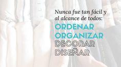 Decoración, diseño y organización de espacios. Nuestro propósito: Ayudarte a mejorar tu entorno, a disfrutar de tu tiempo, a llevar una vida + organizada.