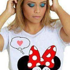 Ela tá chegando!!! Esse mês chega nova coleção aqui na Belle!❤ #belletshirts #tshirts #tshirtscomfrases #personagem #personagens #minnie #mickey #disney #waltdisney #disneyworld #lojistas #atacado #fashionStore #fashion #ShopOnLine #OnIine