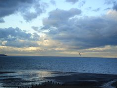 Ever changing sea, light and clouds. *Picture by Catharina X*