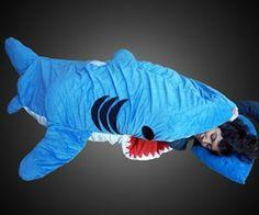 Shark Sleeping Bag