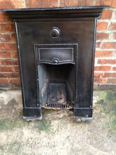 Preloved | cast iron fire for sale in Heanor, Derbyshire