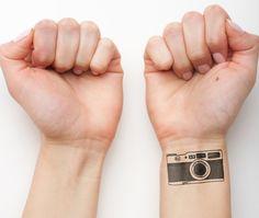 Wound Up - temporary tattoo $5 | #tattoo #tattoos #temporarytattoo #tattify