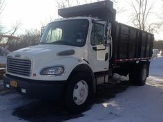2008 Freightliner Dump Dump Truck For Sale in Schenectady, NY Dump Trucks For Sale, Wanted Ads, Heavy Duty Trucks, Used Cars
