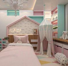 #inspiracaododia esse  #quartodemenina, projeto @carolinesautchuk . Lúdico, aconchegante e de muito bom gosto. Adorei !!! #inspiração #room #girl #girls #roomdecor #babyroom #babydecor #projeto #meninas #projetos #decorforkids #decor #decorate #arquiteturainfantil #bomgosto #bedroomkids #kidsroom #kidsdecor #roomgirl #babygirl #arquiinfantilyoyo #kidsarquiteturaparapequenos  #gestante #gravidinha #maedemenina #maessalvador Reposted Via @arquiinfantilyoyo