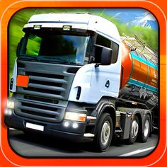 Download IPA / APK of Trucker: Parking Simulator  Realistic 3D Monster Truck and Lorry Driving Test Free Racing Game for Free - http://ipapkfree.download/2900/