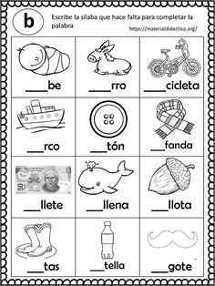 Fantastic material to work the lesson the grasshopper and t Summer Worksheets, Spanish Worksheets, Spanish Teaching Resources, Science Worksheets, Kindergarten Worksheets, Bilingual Classroom, Bilingual Education, Spanish Lessons For Kids, Learning Activities
