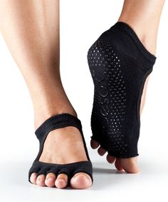 Half Toe with Grip - BELLA – ToeSox Online Store Getting them in every colour and variation.  So cute.