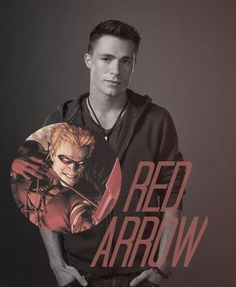 DC Television Universe: Red Arrow - I'd rather see him as Arsenal