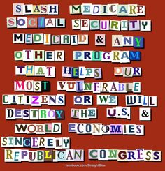 Republican / Koch Brothers terrorists