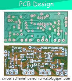 Parametric Tone Control include PCB layout design , free for you. The circuit is tested and work normally. Very best pre amplifier for your Audio Power Amplifier circuit Electronics Basics, Electronics Projects, Hobby Electronics, Circuit Board Design, Hifi Amplifier, Subwoofer Box Design, Electronic Circuit Projects, Electronic Schematics, Simple Website