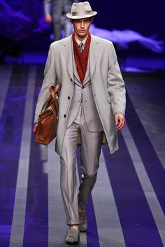Canali Menswear Spring 2013