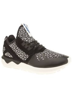 dc5a253f4ad54 Adidas Tubular Mens shoes with rubber heightened sole