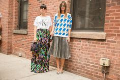 Check Out All the Street Style From NYFW Day 5: When New York Fashion Week begins, you bet we've got our eyes on the streets.