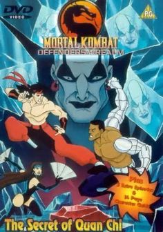 Mortal Kombat: Defenders of the Realm 0000