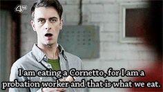 Cornetto.