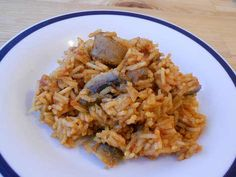Cooking with herbs and spices: Spanish rice with smoked paprika and venison sausage - Yahoo Lifestyle UK