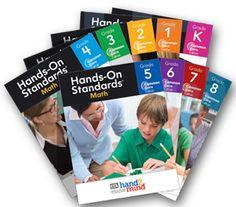 Hands-on Standards Math