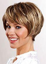 Купить натуральный парик Adriana