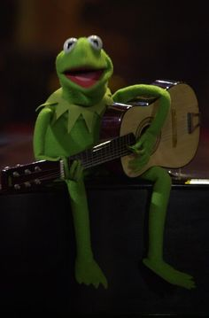 Kermit has always been my guy beside superman, spidermen and Dead pool ever since I was a kid! I think I have him stuffed in my bed somewhere. Kermit And Miss Piggy, Kermit The Frog, Jim Henson, Sapo Kermit, Reaction Pictures, Funny Pictures, Sapo Meme, Fraggle Rock, The Muppet Show