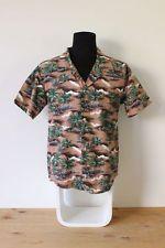 Mens Hawaiian Shirt GENUINE made in Hawaii cotton HIPSTER Vintage trendy indie Vintage Men, Vintage Fashion, Hipsters, My Ebay, Hawaii, Indie, Button Down Shirt, Men Casual, Blouse