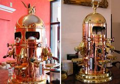 Coffee or Bananas? 3 Crazy-Looking Coffee Makers photo
