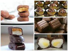 12 Copycat Candy Bar Recipes