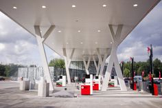 Project - Service Station Heverlee -