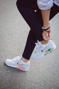 Nike x B Floral air max 90