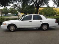 2003 Ford Crown Victoria P-71 sedan for under $4000 dollars in Florida