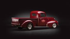 1941 Ford Pickup Custom by Boyd Coddington