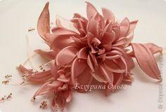 fabric flower turorial