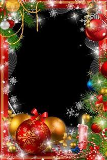 Christmas Frames, Christmas Star, Christmas Photos, Christmas Bulbs, Birthday Photo Frame, Happy Birthday Photos, Wedding Frames, Wedding Book, Frame Template