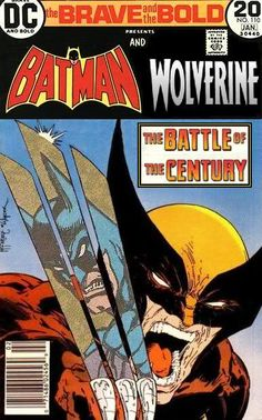 Super-Team Family: The Lost Issues! Batman vs Wolverine