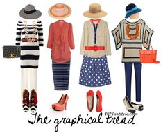 Graphical trend ideas