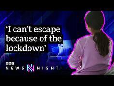 Coronavirus: Impact of domestic abuse on children in lockdown – BBC Newsnight - YouTube