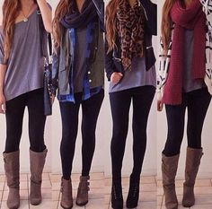 Legging outfits