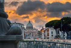 #rome #pope #vaticanCity #visitItaly #wonderfulplaces #italianplaces