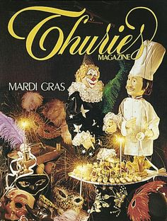 Thuriès Gastronomie Magazine n°16 Janvier-Février 1990