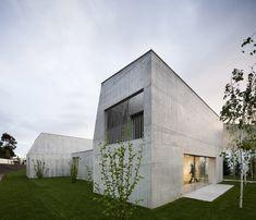 Architecture concrete Paula Santos