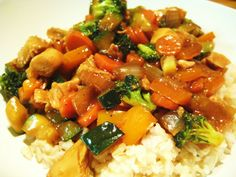 Spicy Chicken Stir Fry: LOVE LOVE LOVE! Great recipe! We made it last week, and are making it again this week!
