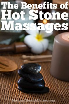 Check out these awesome benefits of Hot Stone Massages, and add Hot Stones to your massage for only $10!