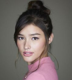 Liza Soberano - is a Filipina-American actress and model. Liza Soberano, Divas, Filipina Beauty, Most Beautiful, Beautiful Women, Hot Hair Styles, Le Jolie, Asian Hair, We Are The World